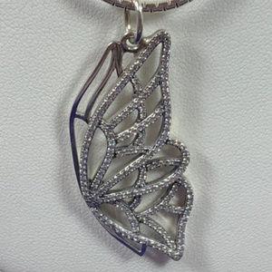 NWOT Pandora 925 A New Beginning Necklace